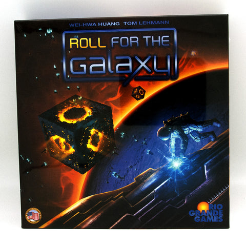 Roll for the Galaxy: The Race for the Galaxy Dice Game - It Came From Planet Earth  - 1