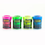 Neon Glow In The Dark Slime - Pink