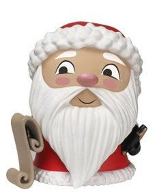 Nightmare Before Christmas Funko Mystery Minis Series Santa Claus - It Came From Planet Earth  - 1