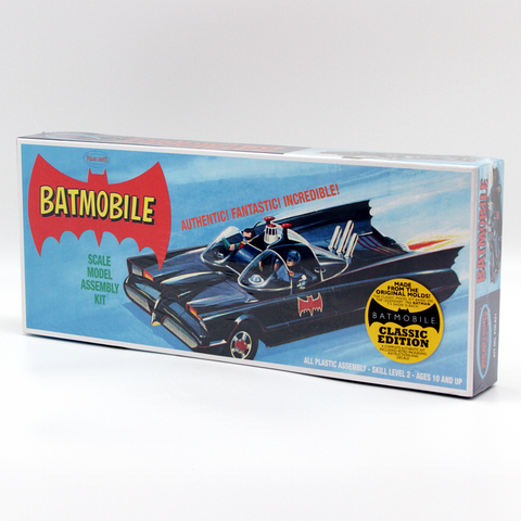 Polar Lights Batman Classic Batmobile Reissue - It Came From Planet Earth  - 1