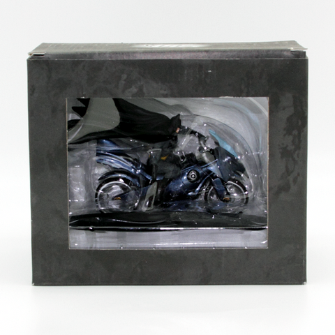 DC Direct Super Hero Collection Batman and the Batcycle - It Came From Planet Earth  - 1