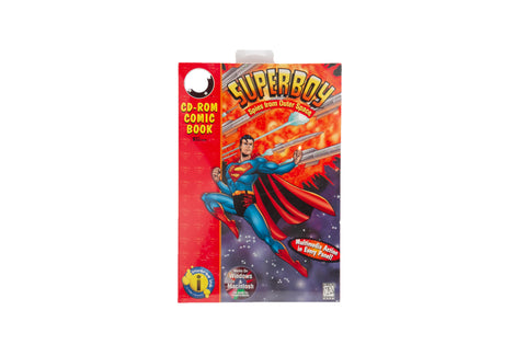 Superboy, Spies from Outer Space