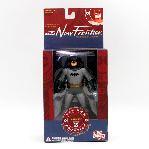 DC Direct The New Frontier Series 2 Batman - It Came From Planet Earth  - 1