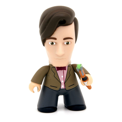 Titans Doctor Who: Series 1 11th Doctor Collection - 11th Doctor (Red Shirt) - It Came From Planet Earth  - 1