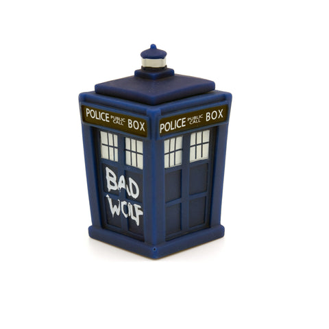 Titans Doctor Who: 10th Doctor Gallifrey Collection Bad Wolf Tardis - It Came From Planet Earth  - 1