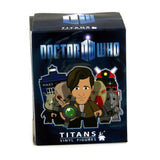 Titans Doctor Who: Series 1 11th Doctor Collection - 11th Doctor (Red Shirt) - It Came From Planet Earth  - 4
