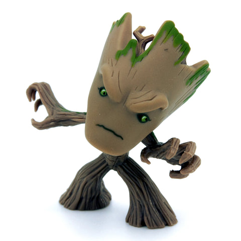 Funko Mystery Minis Guardians of the Galaxy Groot Figure - It Came From Planet Earth  - 1