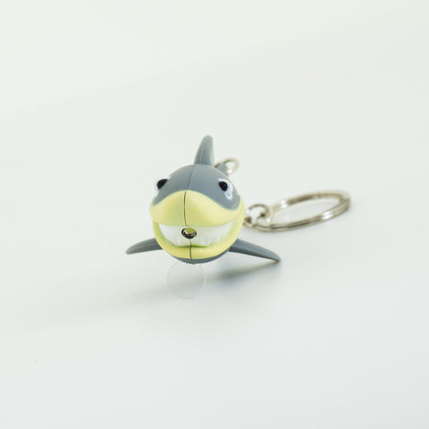 Shark Flashlight Keychain
