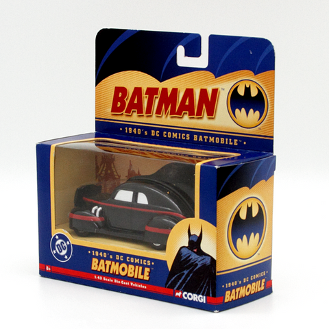 Corgi Batman 1940s The Batmobile Decades Collection - It Came From Planet Earth  - 1