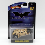 Hot Wheels Batman Series 3 Batman Begins Batmobile - It Came From Planet Earth  - 1