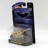Hot Wheels Batman Series 3 Batman Begins Batmobile Vintage - It Came From Planet Earth  - 2