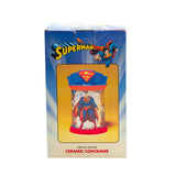 Superman Limited Edition Ceramic Container