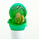 Light Up Sasquatch Egg Putty - Green