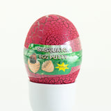 Light Up Sasquatch Egg Putty - Red