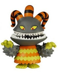 Nightmare Before Christmas Funko Mystery Minis Series Harlequin Demon - It Came From Planet Earth  - 1