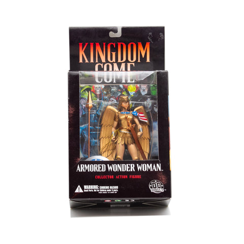 Kingdom Come: Armored Wonder Woman, (Wave 3)