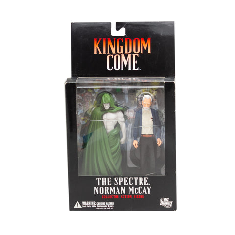 Kingdom Come: The Spectre and Norman McCay