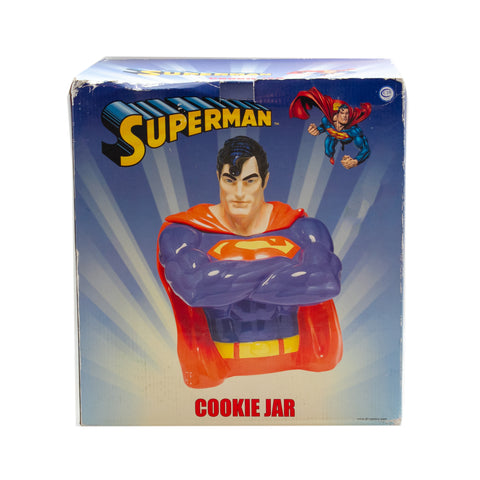 Superman Cookie Jar (Bust)