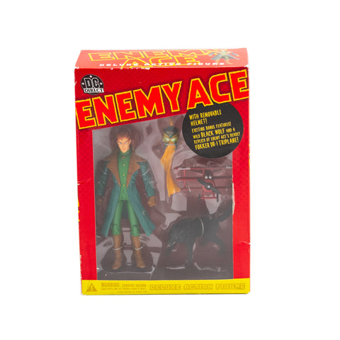Enemy Ace, Deluxe Action Figure