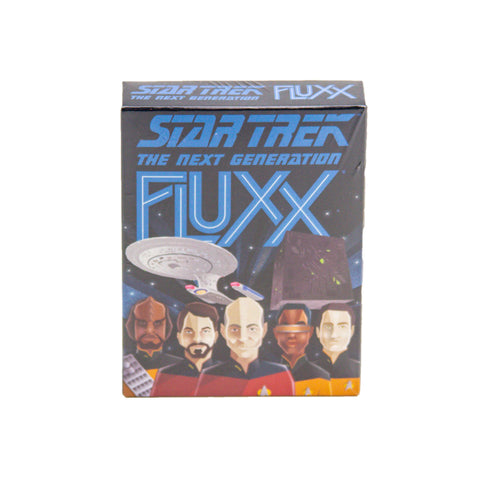 Star Trek The Next Generation Fluxx Board