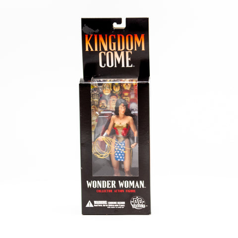 Kingdom Come, Wonder Woman