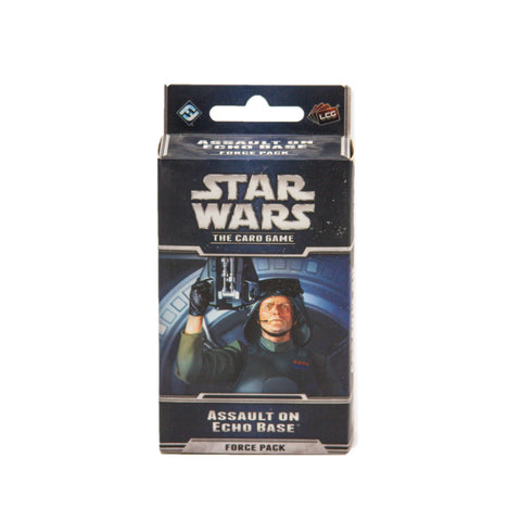 Star Wars Card Game: Assault on Echo Base