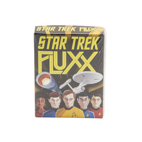 StarTrek Fluxx Board Game