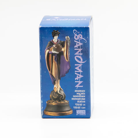 Sandman, Arabian Nights miniature statue