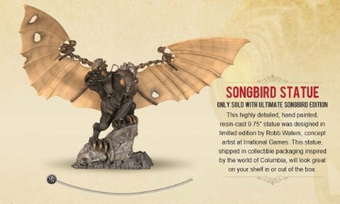 BioShock Infinite The Songbird Statue - It Came From Planet Earth  - 1