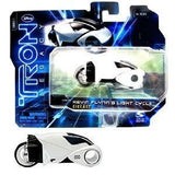Tron Legacy Kevin Flynn's Light Cycle Diecast Vintage - It Came From Planet Earth  - 1