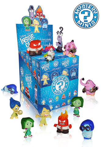 Mystery Minis Inside Out Blind Box - It Came From Planet Earth