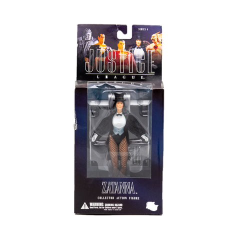 Justice League: Zantanna Collector Action Figure