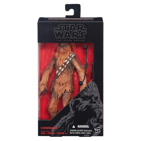 Star Wars The Black Series Force Awakens Chewbacca 6-Inch Figure - It Came From Planet Earth  - 1