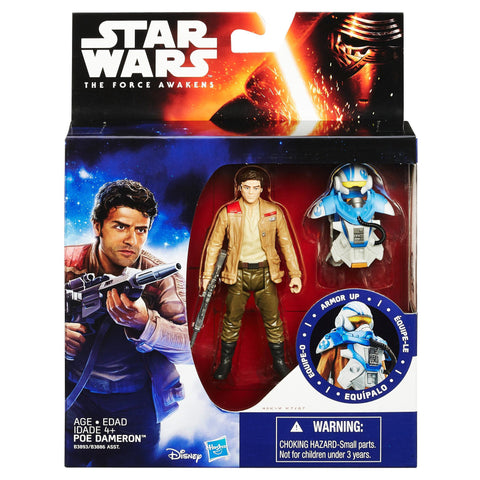Star Wars The Force Awakens Poe Dameron (Pilot) Space Mission Armor - It Came From Planet Earth  - 1