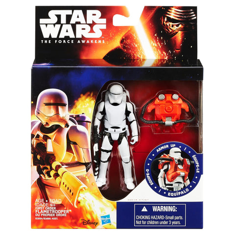 Star Wars The Force Awakens First Order Flametrooper Space Mission Armor - It Came From Planet Earth  - 1