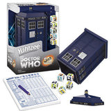 Yahtzee: Doctor Who Tardis 50th Anniversary Collectors Edition - It Came From Planet Earth  - 2