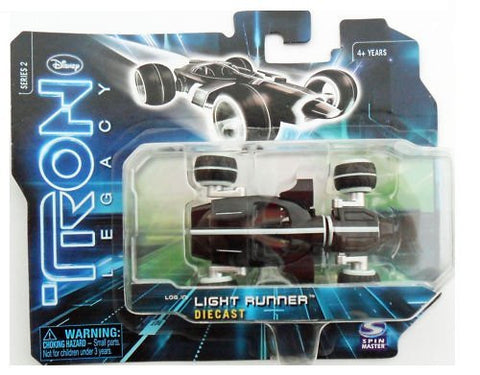 Tron Legacy Light Runner Diecast Vintage - It Came From Planet Earth