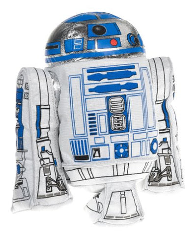 Star Wars Battle Buddies R2-D2 Plush - It Came From Planet Earth  - 1