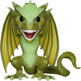 Funko Pop! Game of Thrones Rhaegal Dragon 6-Inch Vinyl Figure - It Came From Planet Earth  - 2