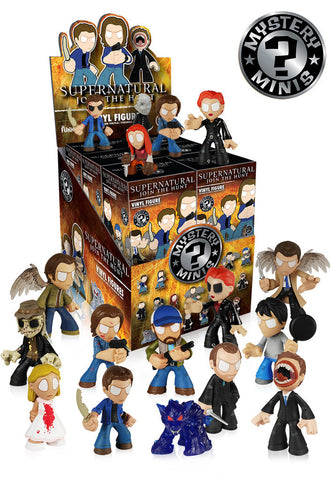Mystery Minis Supernatural Join The Hunt Collection Blind Box - It Came From Planet Earth