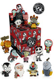 Nightmare Before Christmas Funko Mystery Minis Series Santa Claus - It Came From Planet Earth  - 2