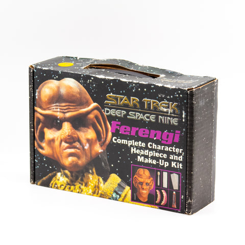 Ferengi, Star Trek DS 9, Complete Character Headpiece and Make-Up Kit