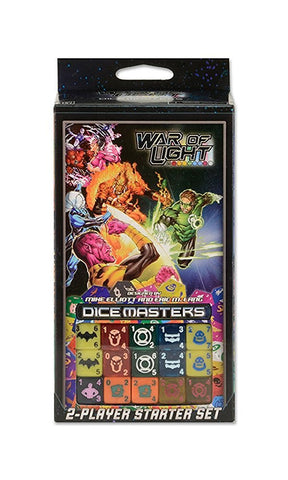 Dice Masters DC Comics War of Light Starter Set