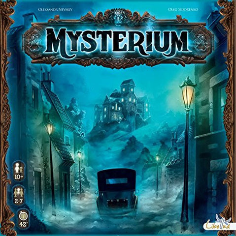 Mysterium Game - It Came From Planet Earth  - 1