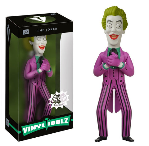 Vinyl Idolz 1966 Batman Classic TV Series Joker Figure - It Came From Planet Earth