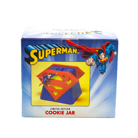 Superman Cookie Jar (S)