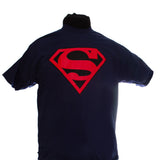 Superman T-shirt, XL, crew neck