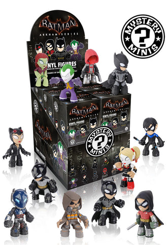 Batman Arkham Series Funko Mystery Minis Blind Box - It Came From Planet Earth  - 1