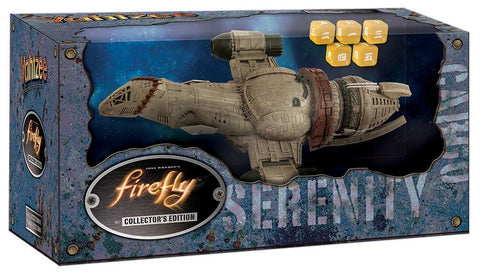 YAHTZEE Firefly Collector's Edition Serenity Dice Game - It Came From Planet Earth  - 1