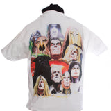 Justice League T-Shirt, XL crew neck